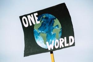 Viele Menschen in der Schweiz demonstrierten im September für mehr Klimaschutz.