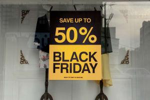 Am Black Friday werden viele Produkte um einiges günstiger angeboten.