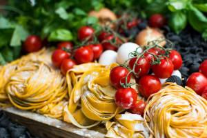 Von Pizza bis Pasta, Italien hat eine der bekanntesten Küche.