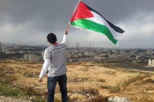 Das Bild zeigt Palästina