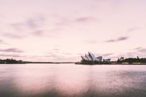 Das Bild zeigt Sidney, Australien