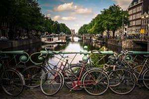 Velos in Amsterdam