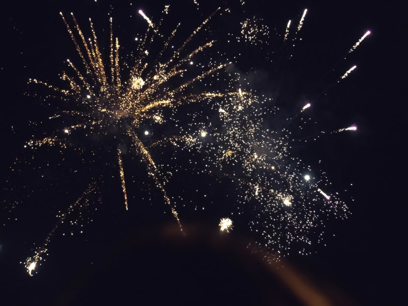 Alles Gute für das neue Jahr.