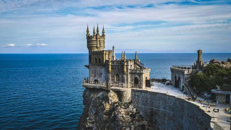 Die Konflikt-Insel Krim