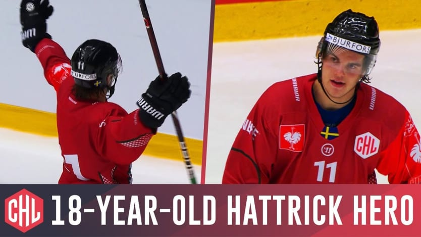 ishockey chl idag