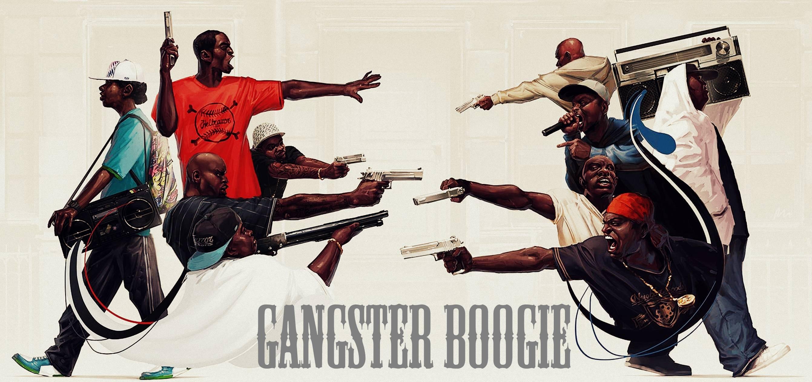 Gangster Boogie - 1