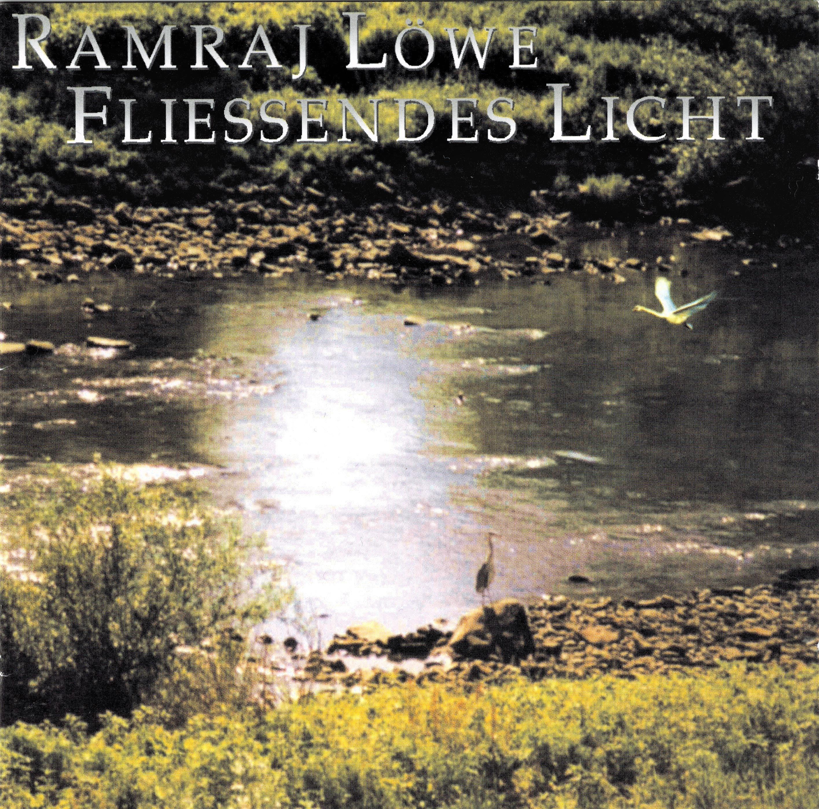 Schule Craniosacral Healing Ramraj Löwe Musik CD Cover