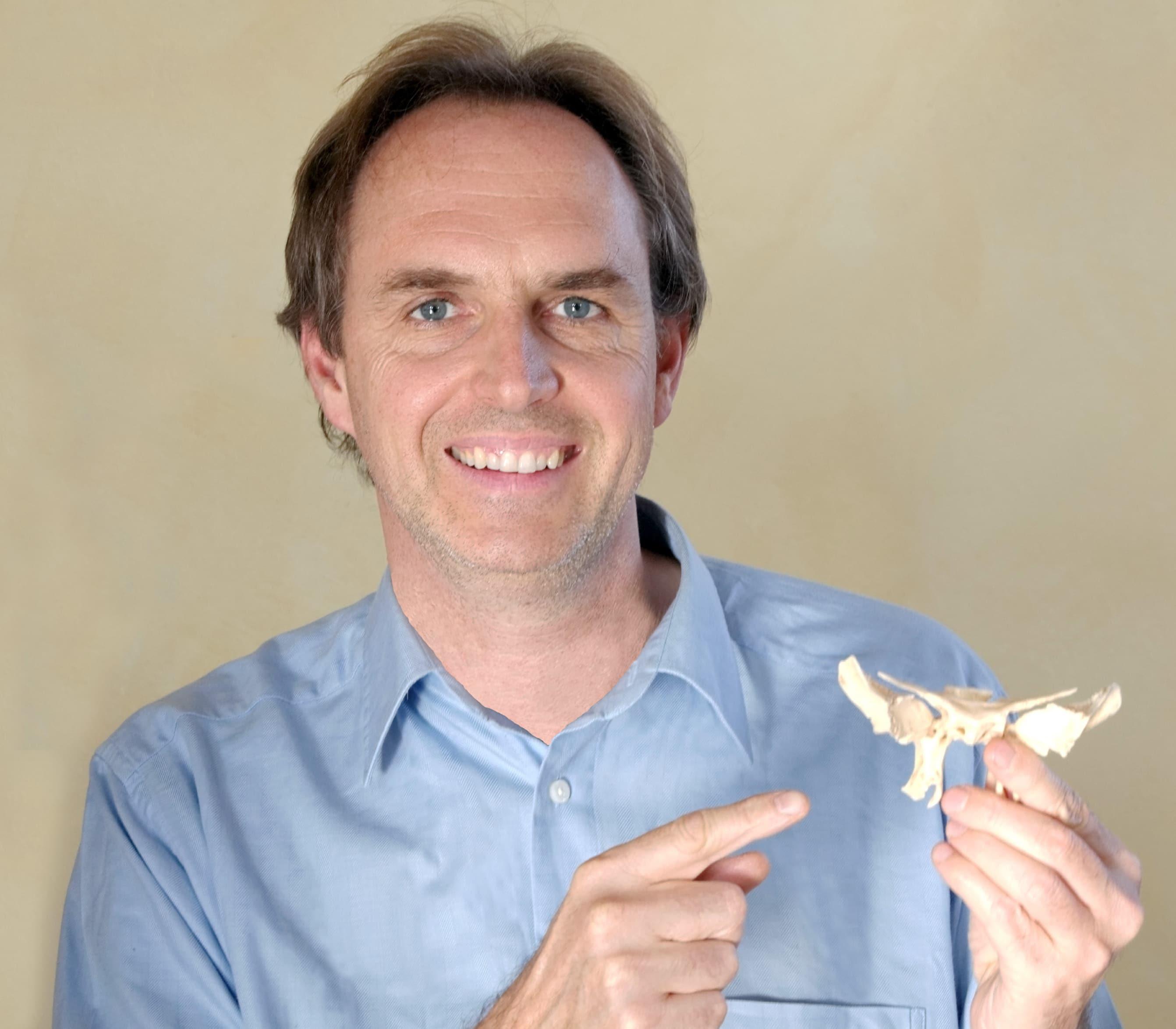 Lehrer und Leiter der Craniosacral Healing Schule, Cranio sacrale Ausbildung