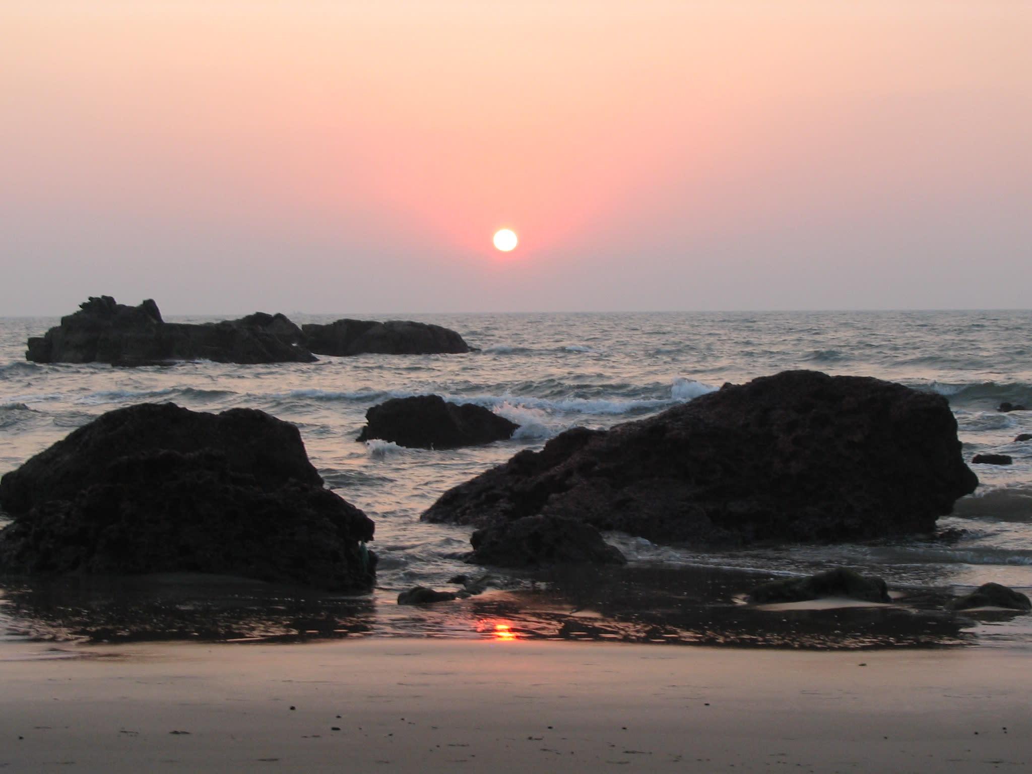 Craniosacral Ausbildung + Fortbildungskurse Veröffentlichungen Sonnenuntergang