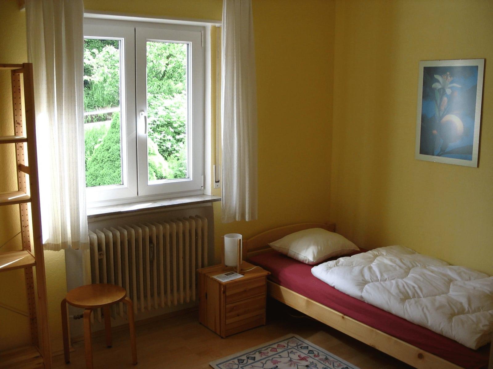 Cranio Sacral Ausbildung Seminare Haus Eckhart Zimmer 2