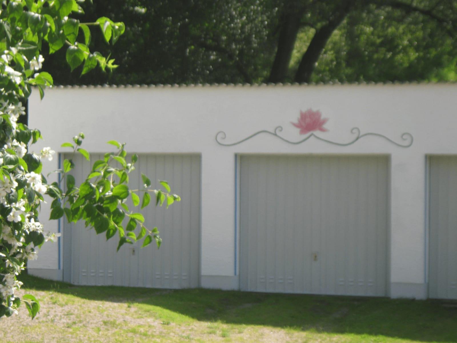 Cranio Sacral Heilmethode Ausbildung + Kurse Haus Eckhart Parkplatz