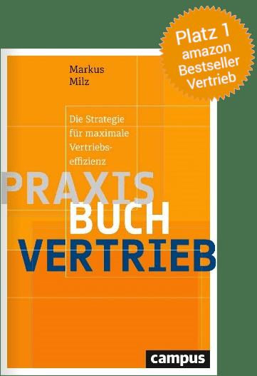 Cover Praxisbuch Vertrieb