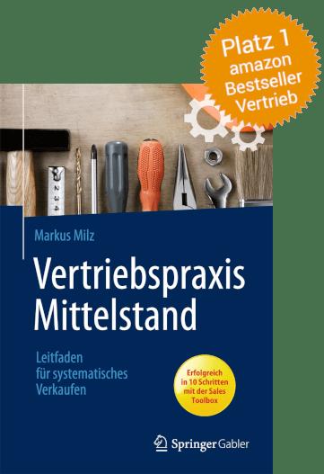 Cover Buch Vertriebspraxis Mittelstand