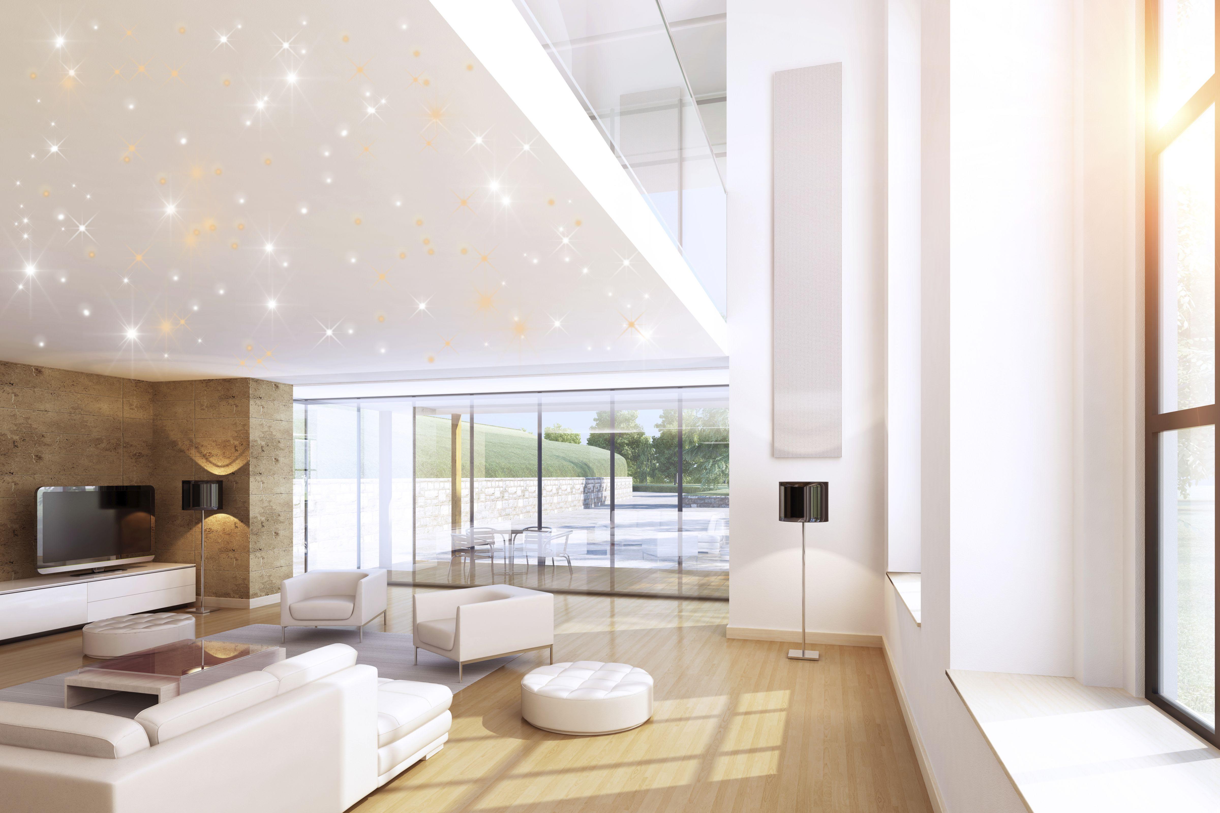 LED Sternenhimmel und Dekorationen mit PIXLUM - ART Decken