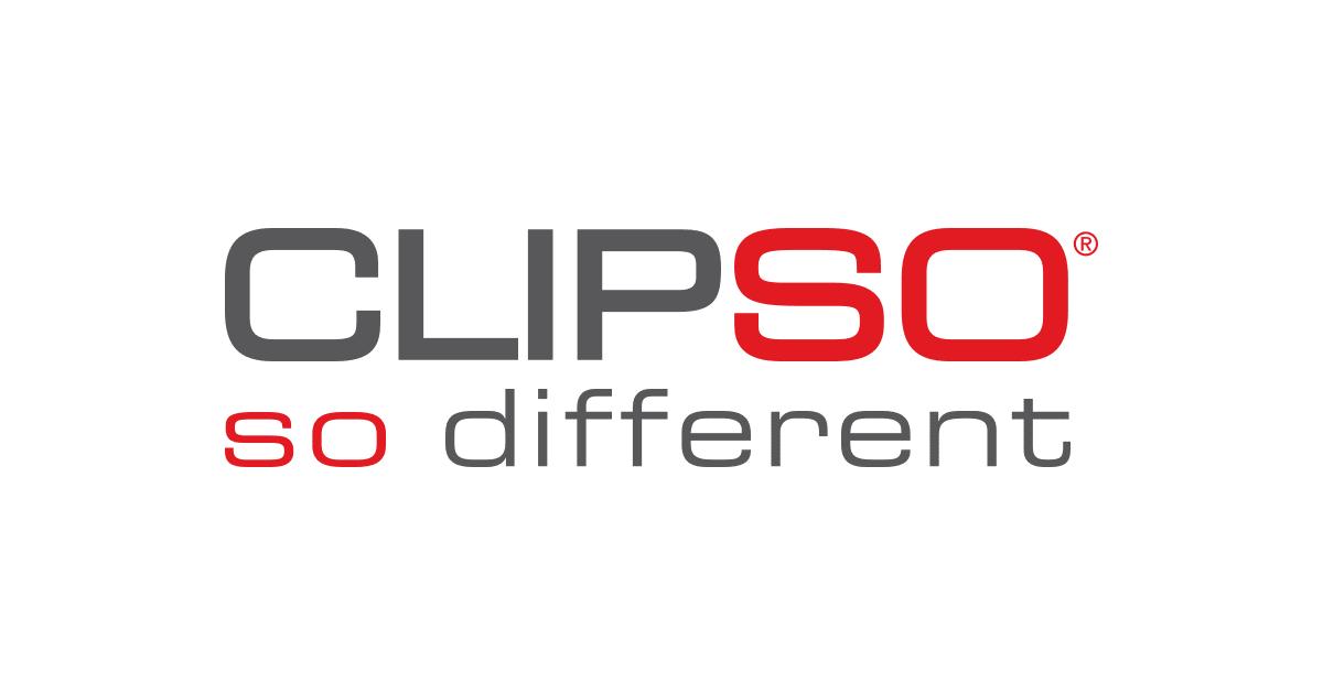 CLIPSO so different Logo