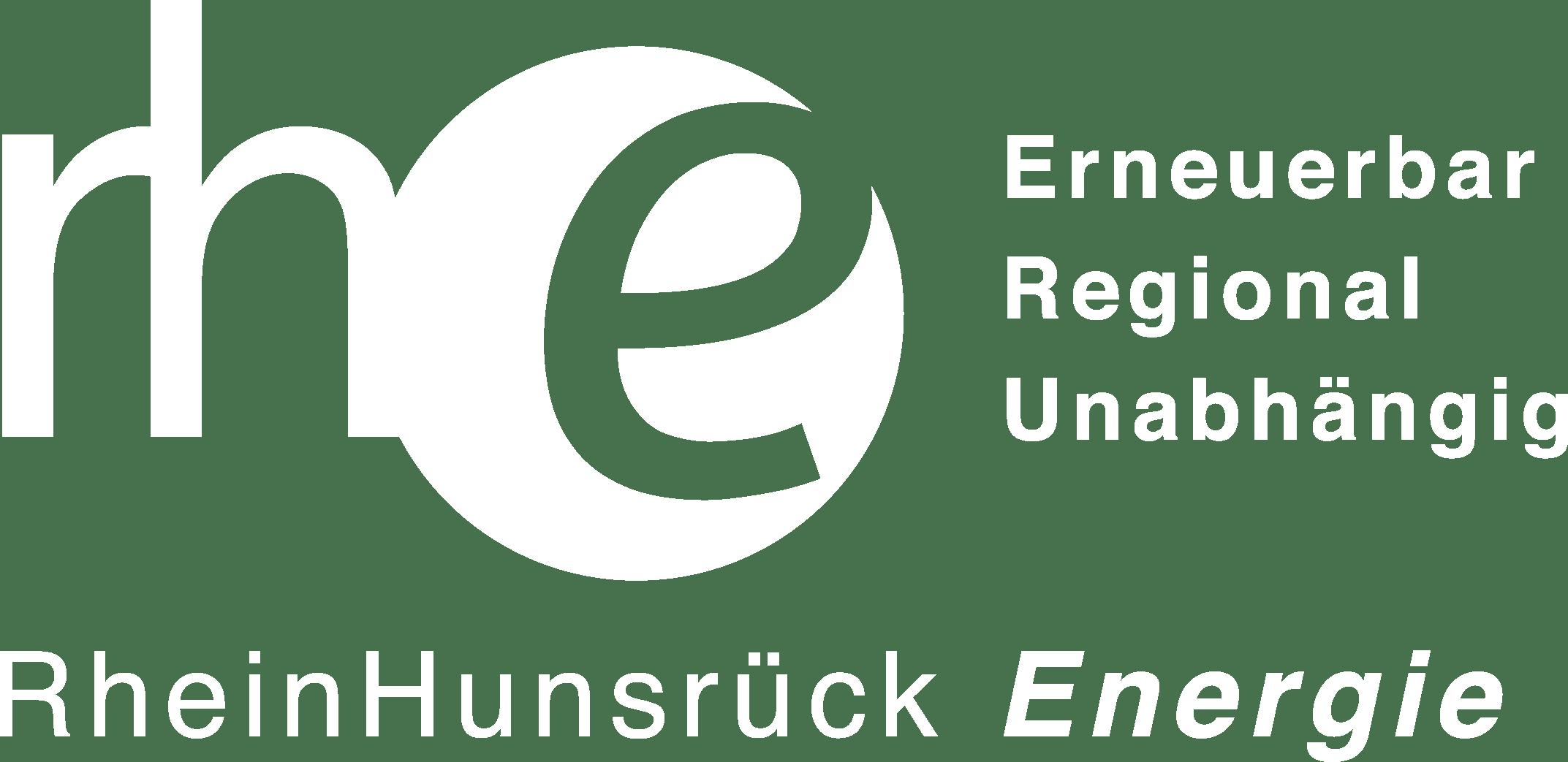 Rhein-Hunsrueck-Energie weiß
