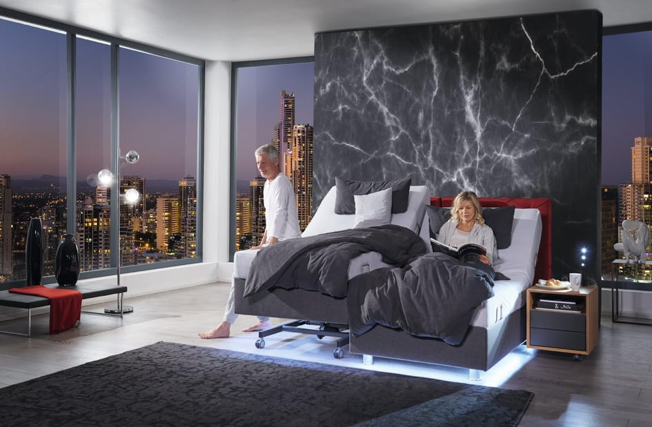 Komfortbetten Milano