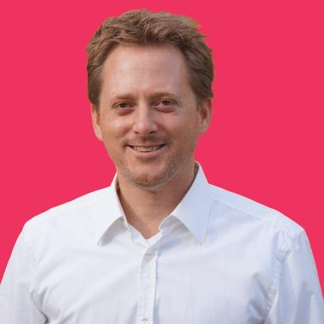 Jens Kramer. Geschäftsführer chocoBRAIN