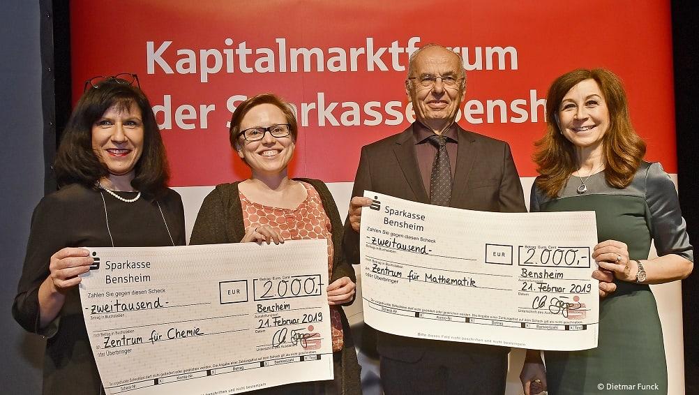 Spende Sparkasse 2019