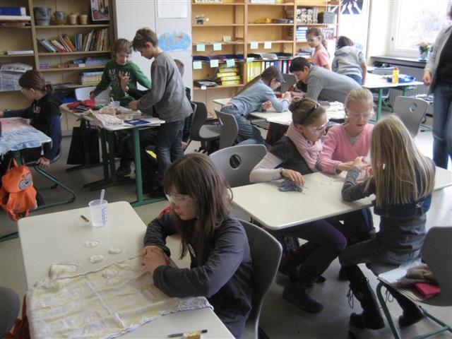 Forschungslabor Hanauer Grundschule
