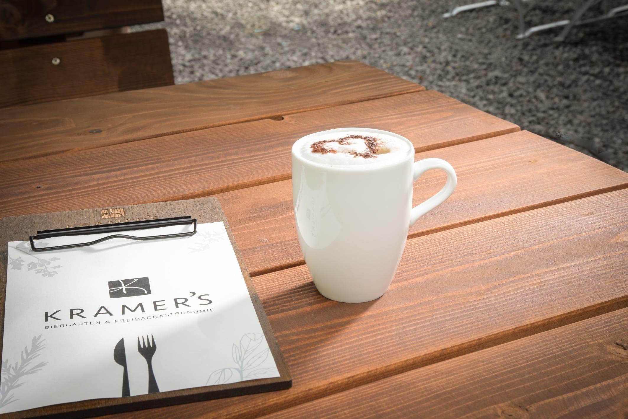 Kaffee Kramers Biergarten und Freibadgastronomie