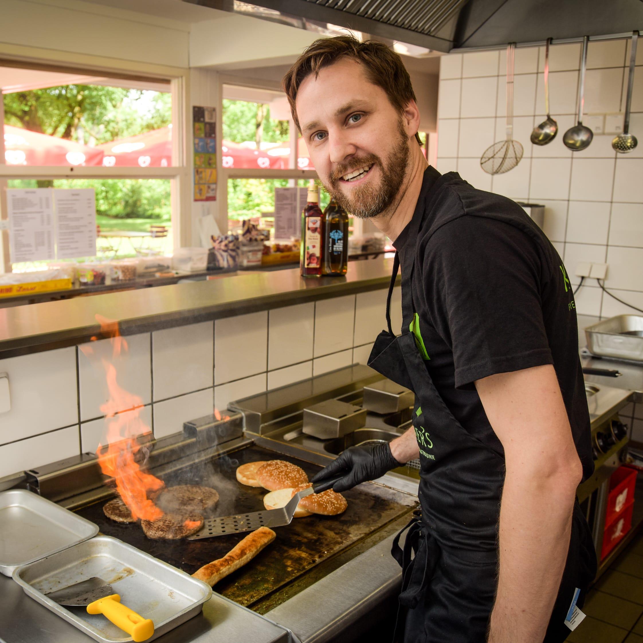 Timo Kramer Biergarten