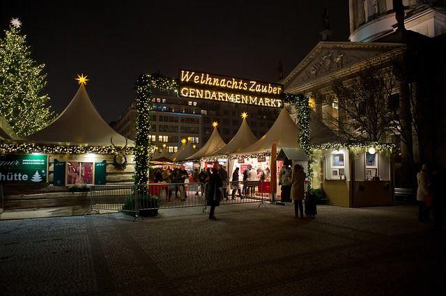 Freud und Leid auf dem Weihnachtsmarkt