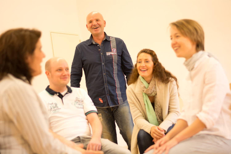 Ausbildung Therapeut/-in für systemisches Anti-Gewalt-, Konflikt- und Deeskalationstraining