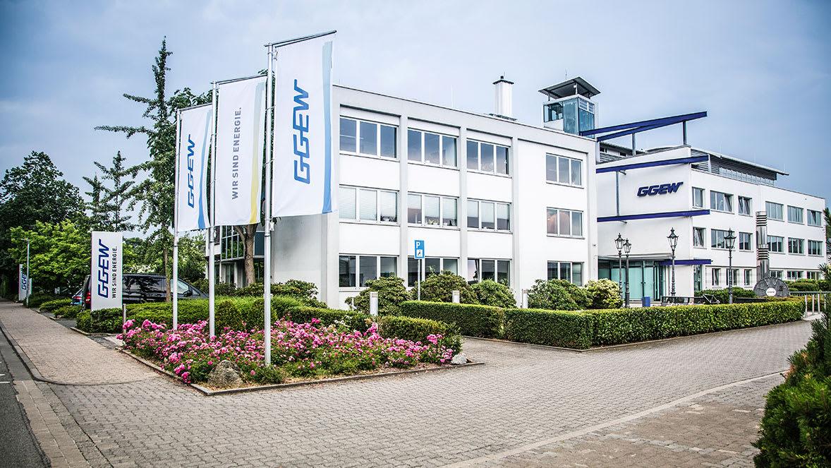 GGEW Gebäude