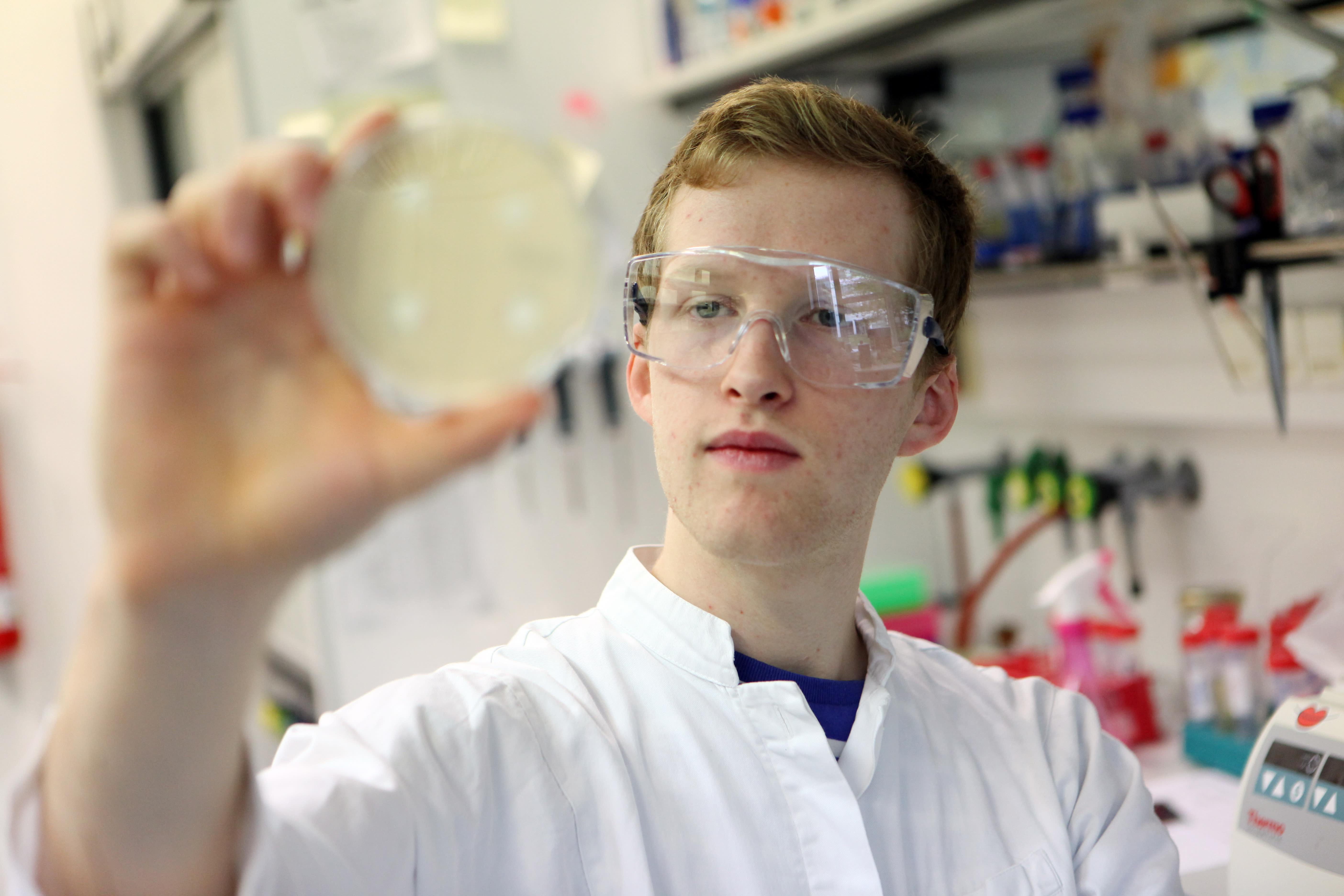 ERLAB Jasper Biotechnologie 2018