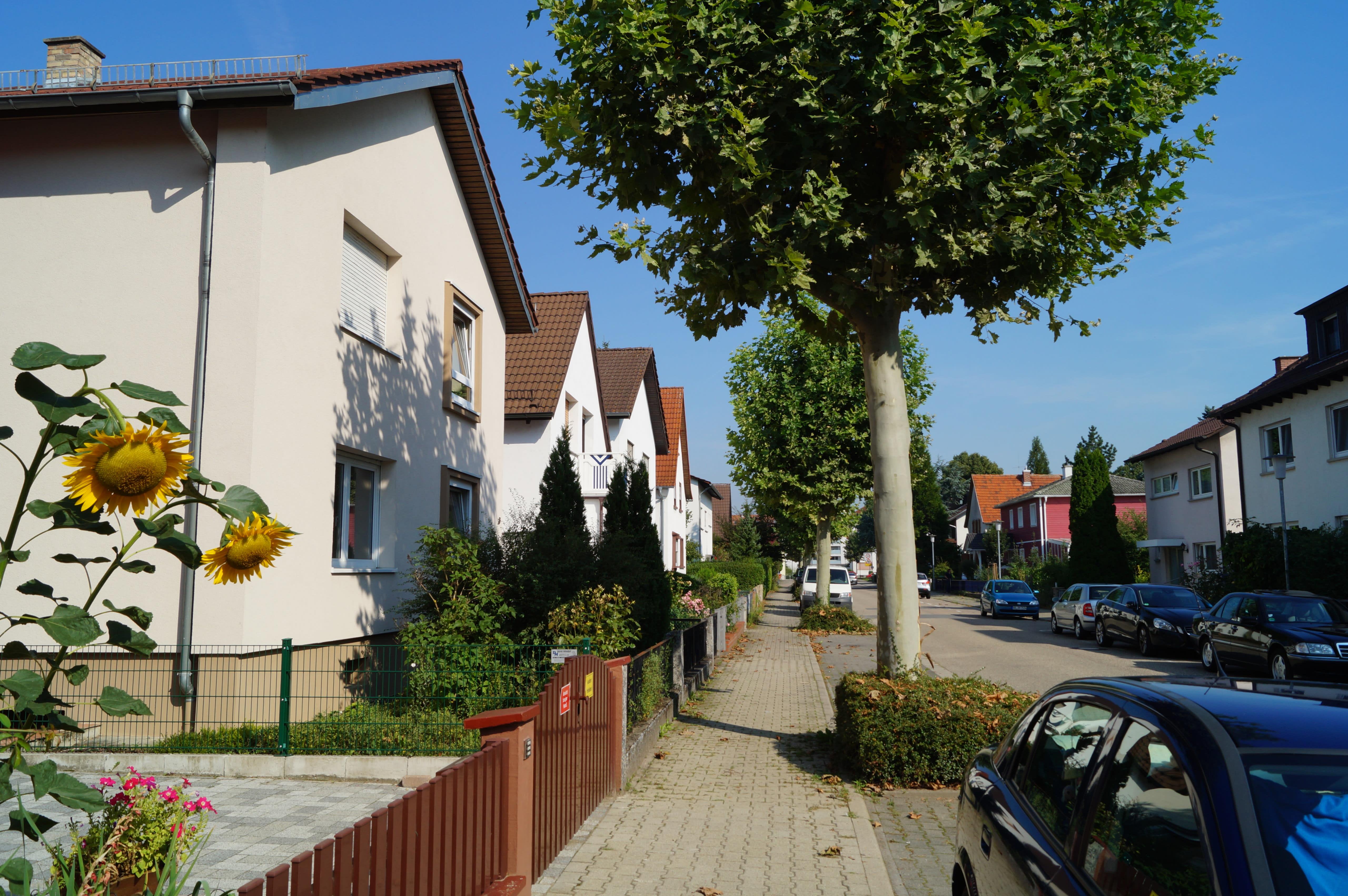 Oftersheim Straße