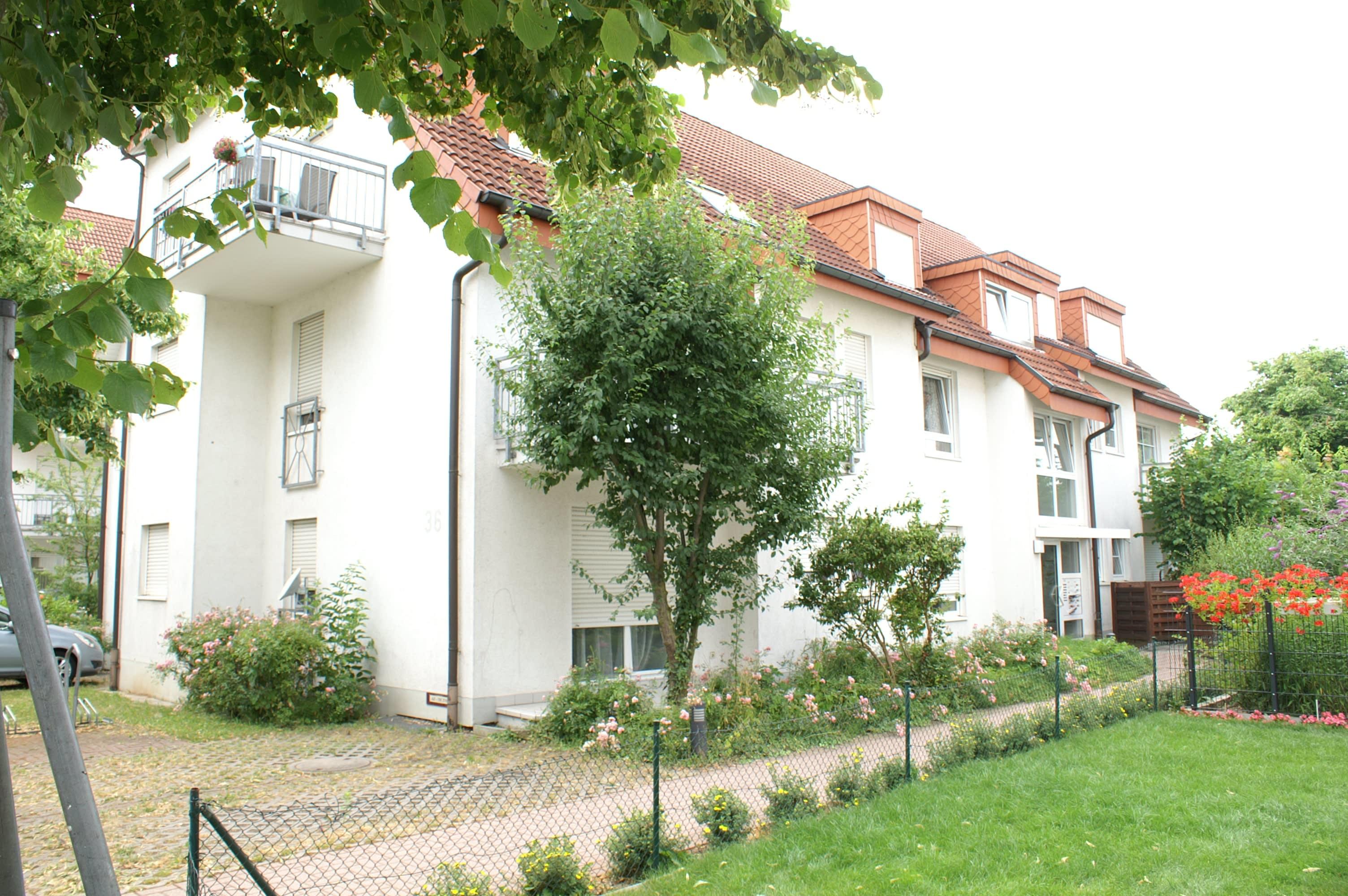 Heidelberg Kirchheim Mehrfamilienhaus