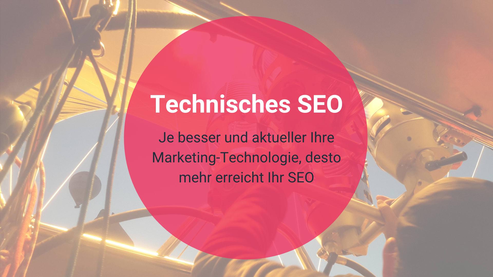 Technisches SEO