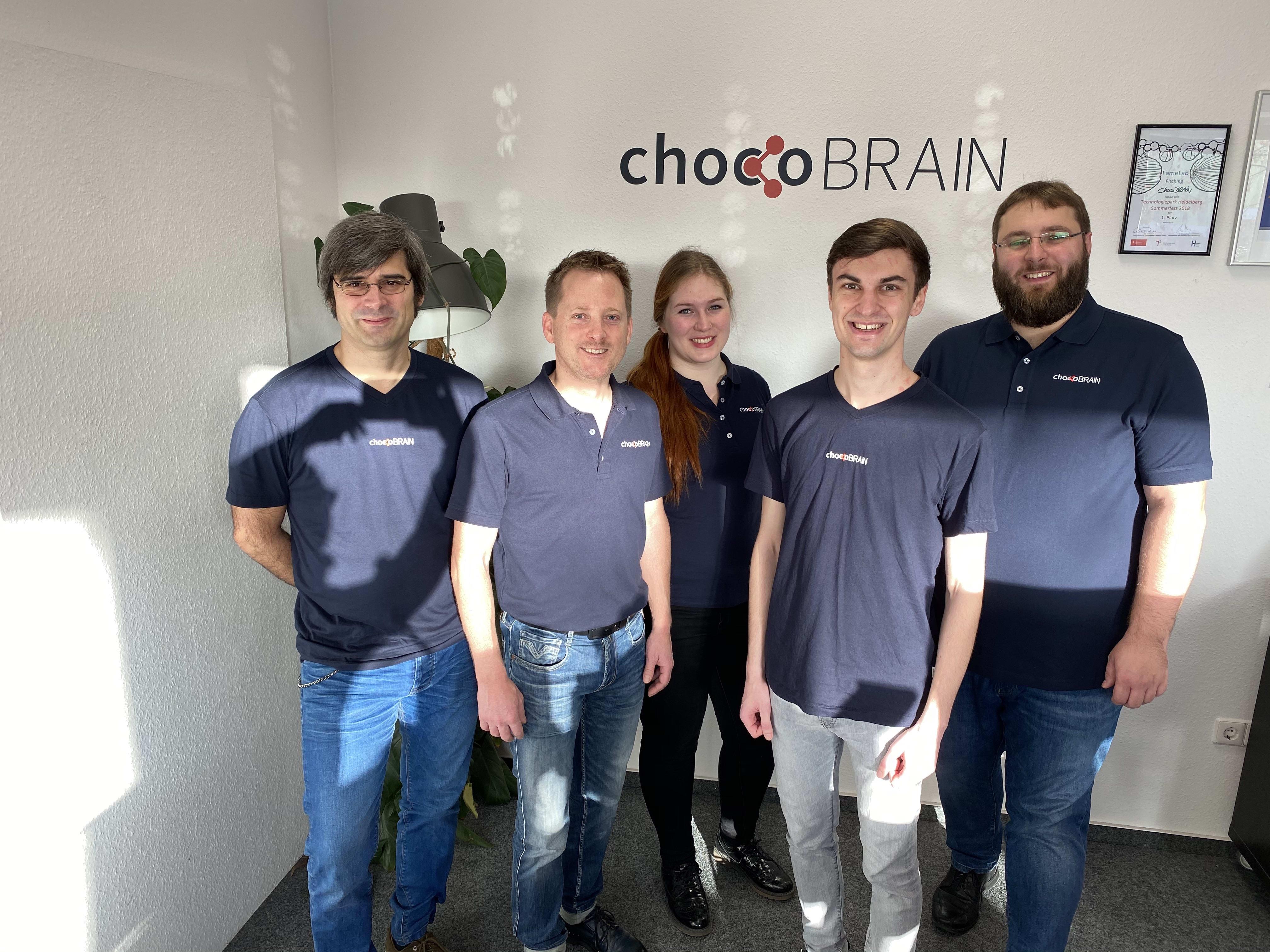chocoBRAIN Team