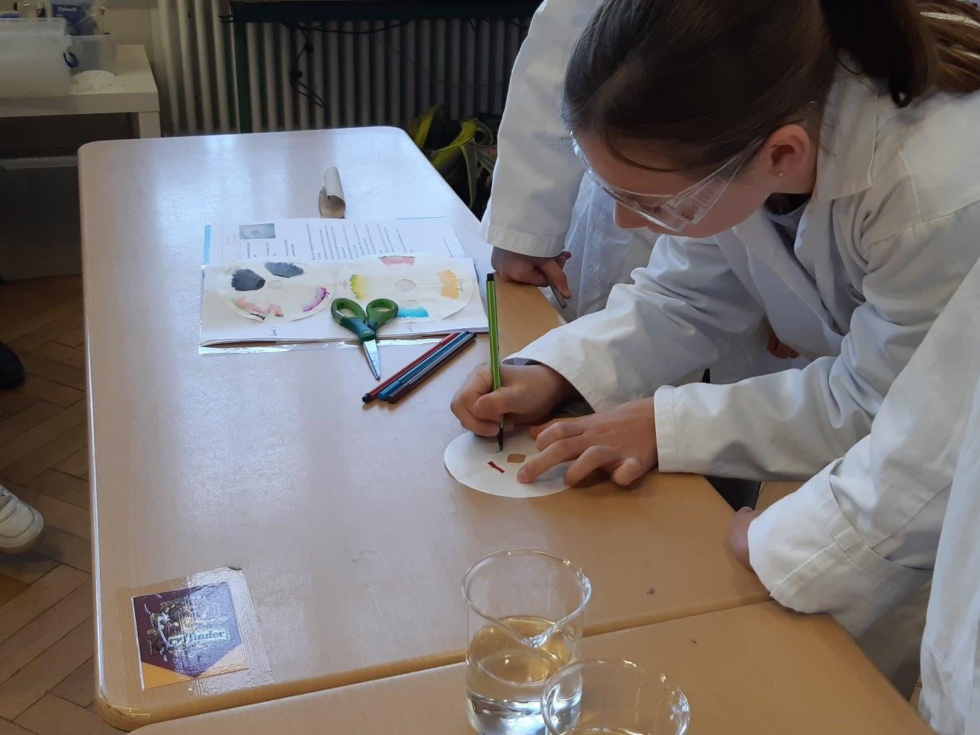 Forschungslabor Hemsbergschule