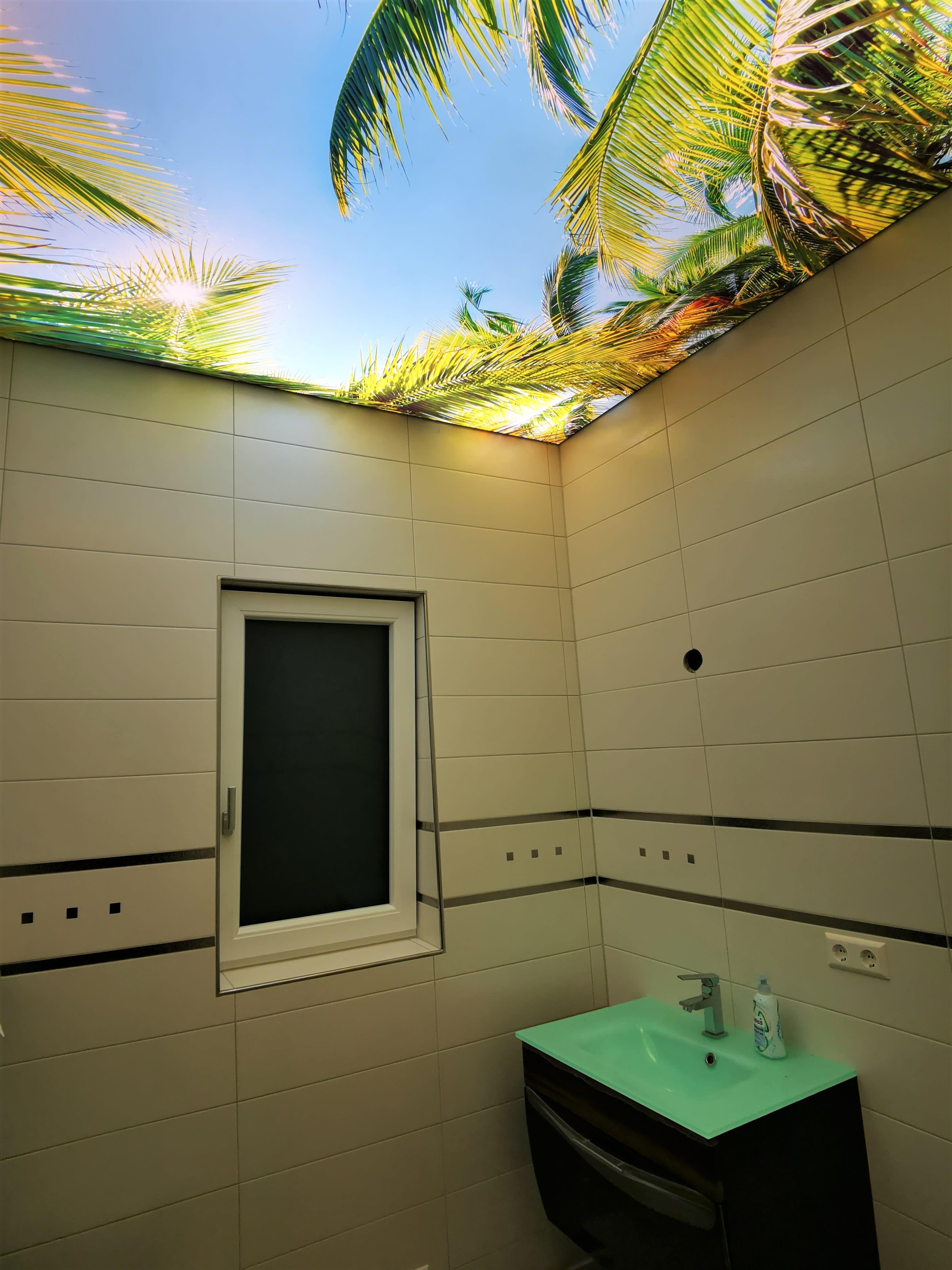 WC-Lichtdecke