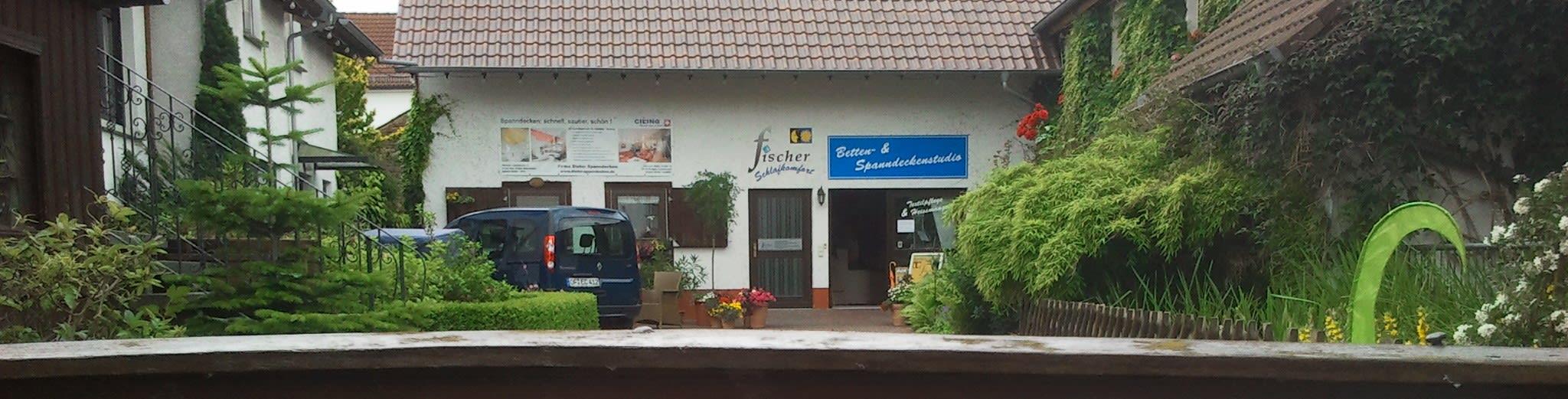 Fischer Schlafkomfort Standort