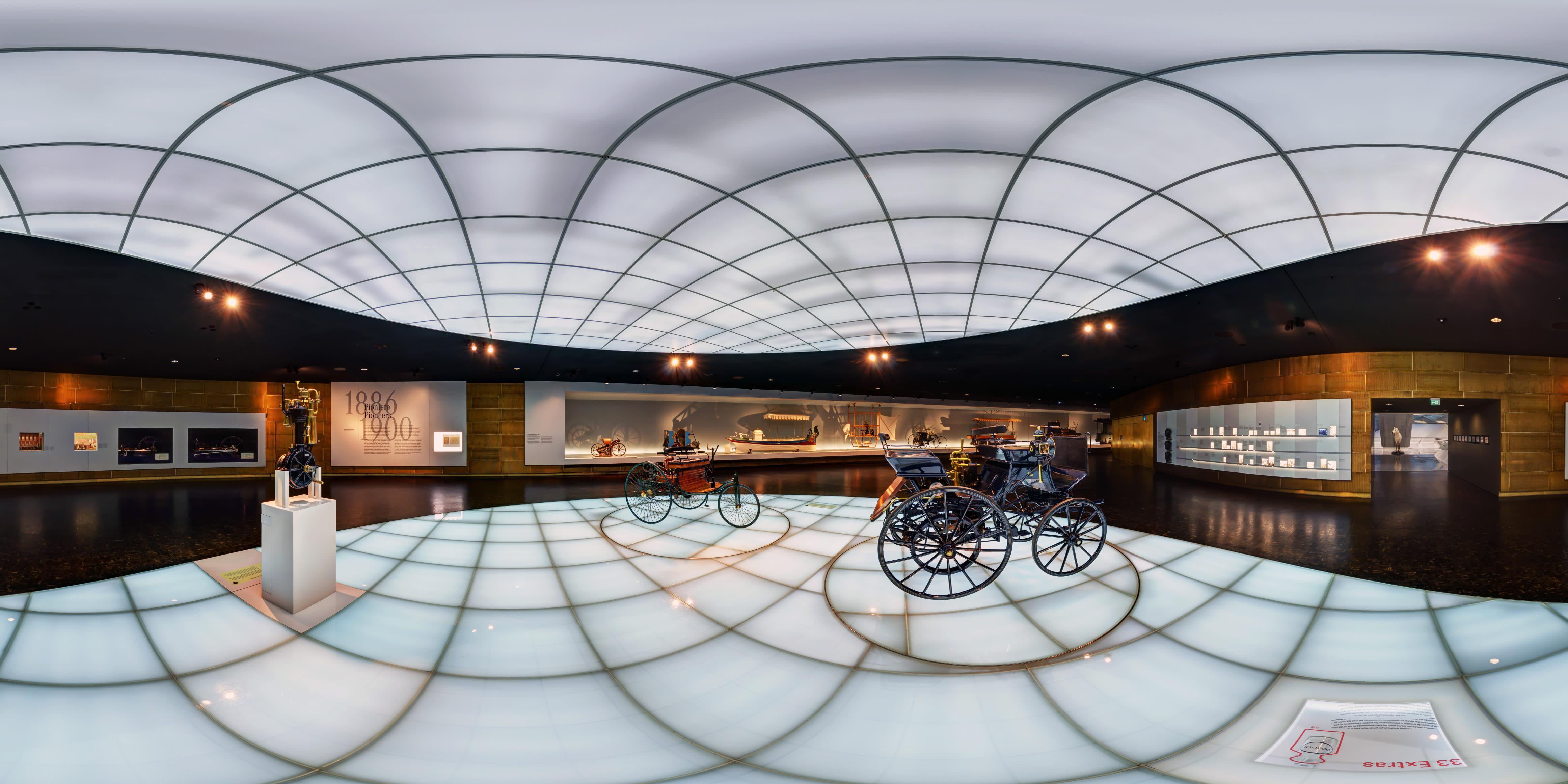Museum spheroVision