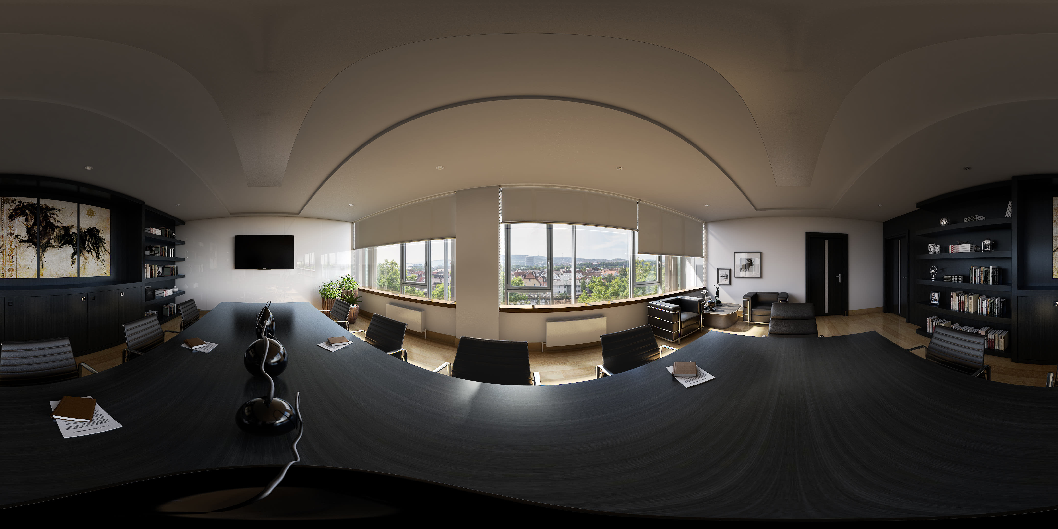 Immobilienvermarktung 360 Grad Rundgang spheroVision