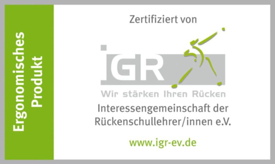 IGR Zertifizierung