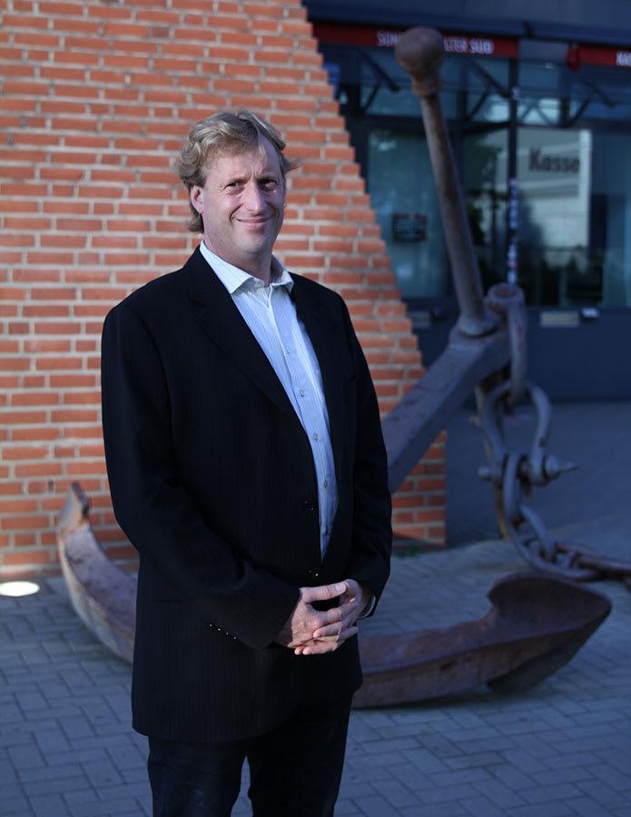 Arne Buchholz Geschäftsführer Hamburg Lifte