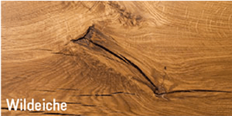 Holz Wildeiche Zirbenbetten