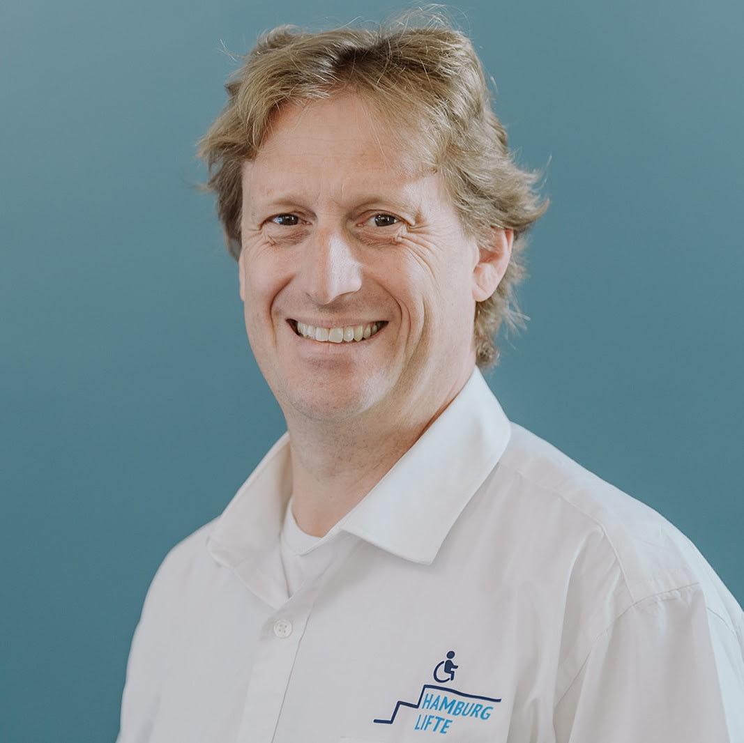 Arne Buchholz Geschäftsführer HamburgLifte