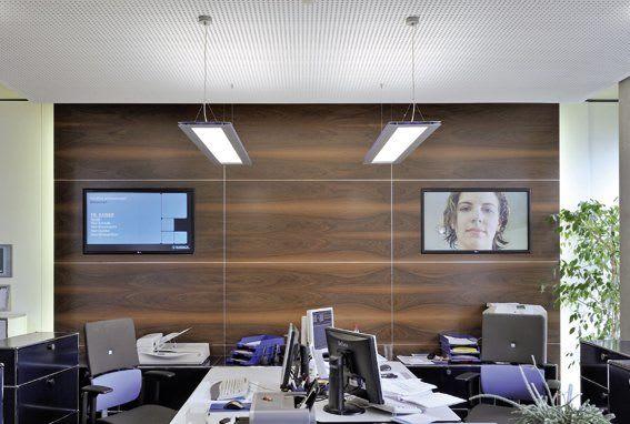 Beleuchtung Büro Deckenleuchte