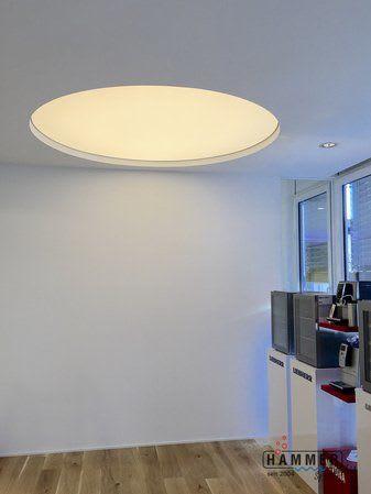 Lichtdecke Kreis 200 cm in Stuttgart