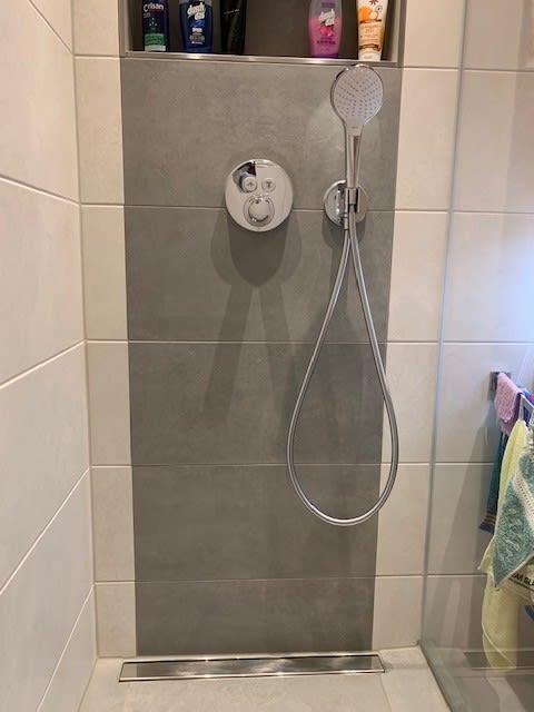 Dusch armaturen