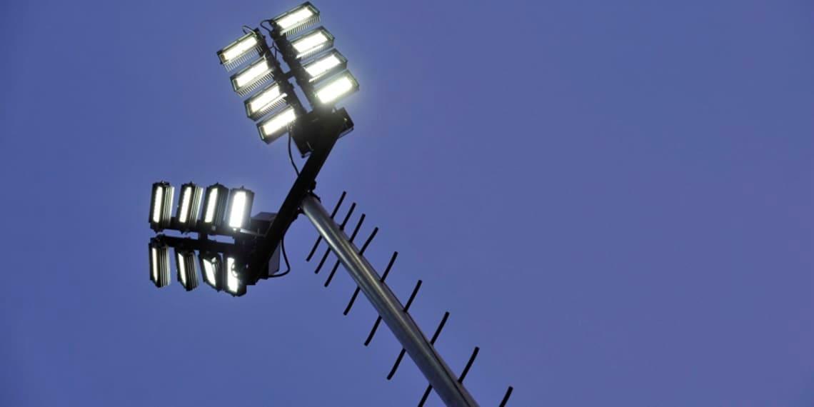 LED Flutlicht der Al-Serie
