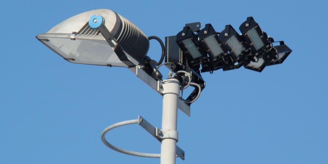 LED Retrofit von P&T Sportplatzsysteme