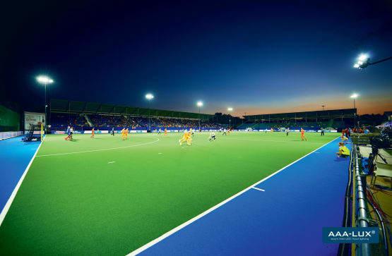LED für Sportanlagen von P&T Sportplatzsysteme