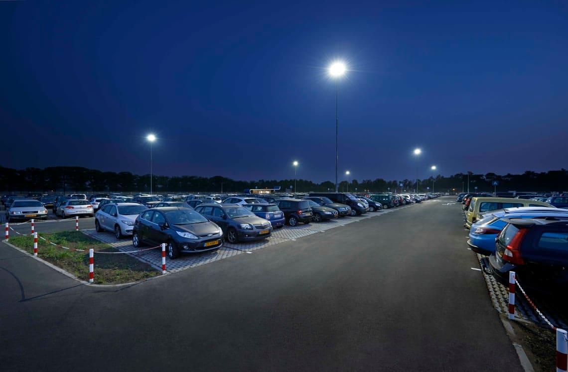 AAA-Lux LED am Flughafen